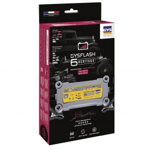 Chargeur GYSFLASH HERITAGE 6A