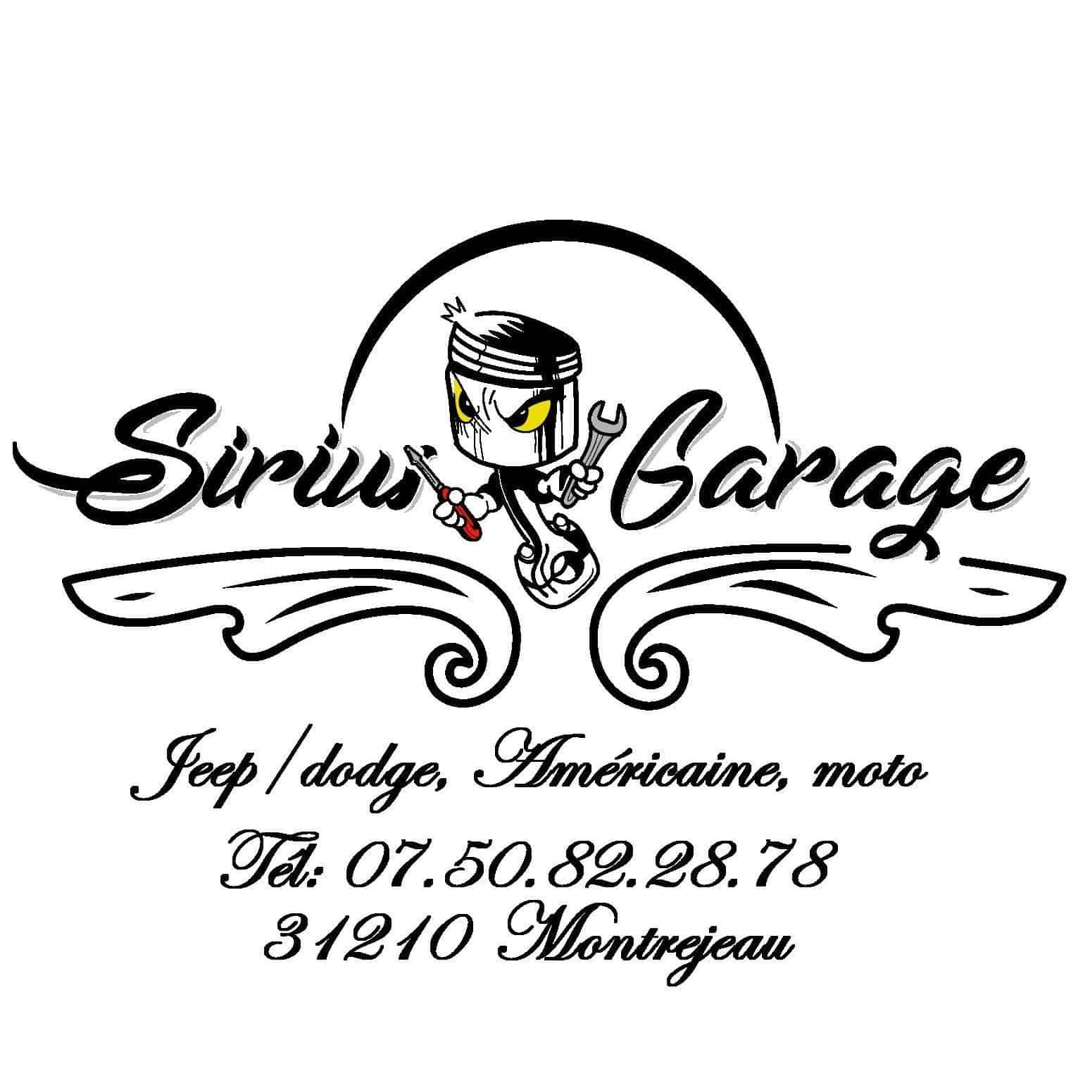 Sirius Garage