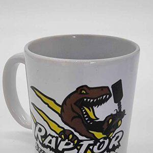 Mug Raptor Store France Jaune