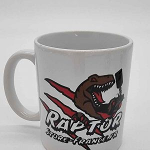 Mug Raptor Store France Rouge